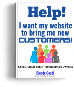 Learn how to get new customers from your website